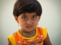 Young girl in Uttar Pradesh